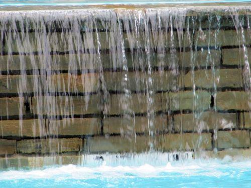 Garden Waterfall Cascade