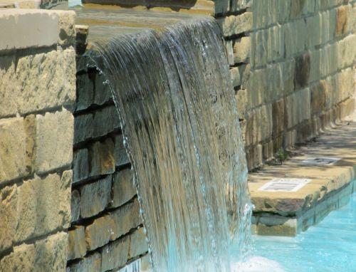 Garden Waterfall Landscaping