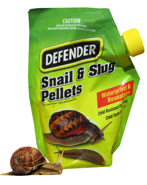 gardening snail pellets pest