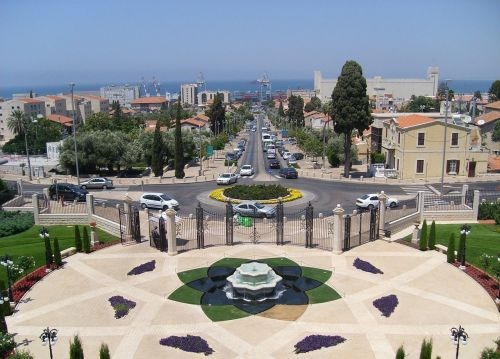 gardens haifa terraces