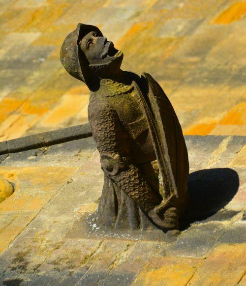 gargoyle knight soldier