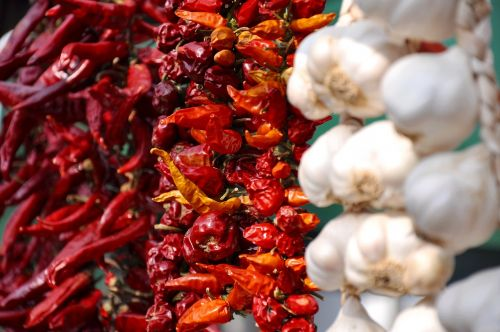 garland pepper garlic