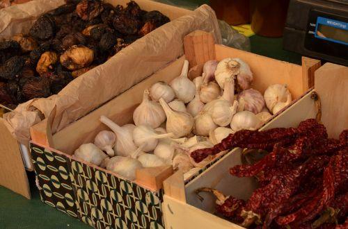 garlic pepper taste