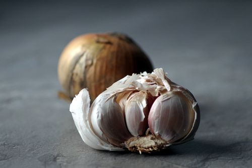 garlic onion health