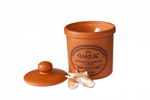 Garlic & Storage Jar