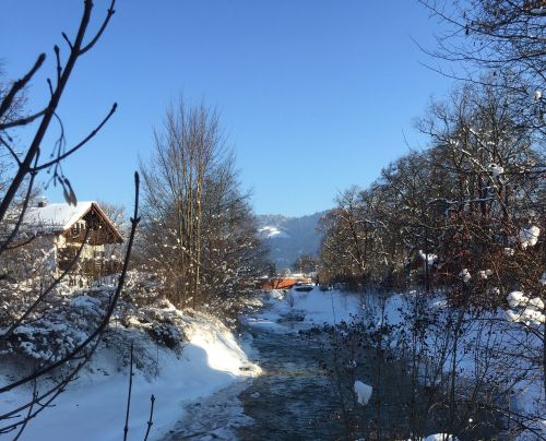 garmisch partnach winter