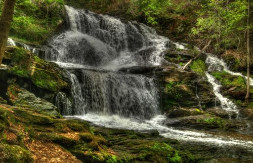 garwin falls waterfall motion
