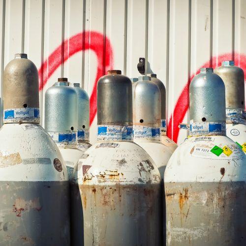 gas gas bottle propane