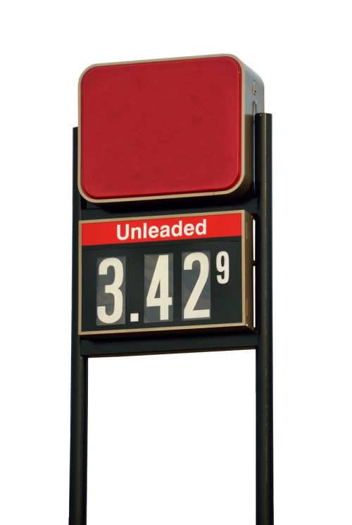 gas fuel price