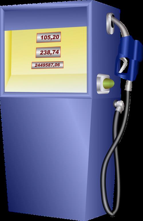 gas petrol fuel