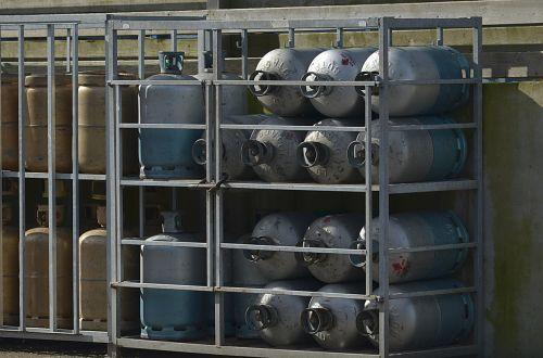 gas bottles trade