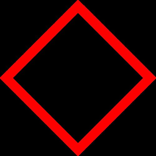 gas bottle warning