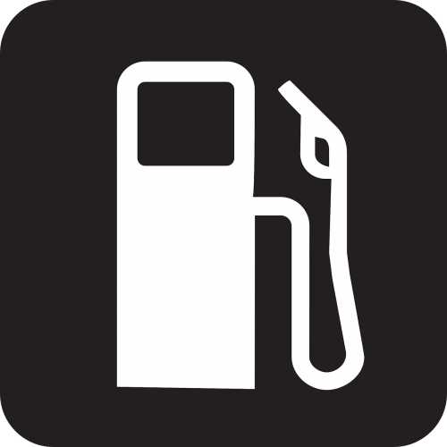 gas petrol station filling station