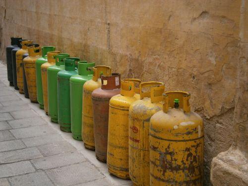 gas bottle gas bottle
