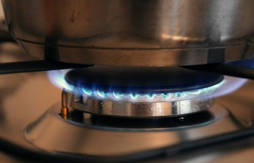 gas flame gas stove italy