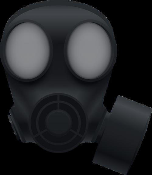 gas mask gas war