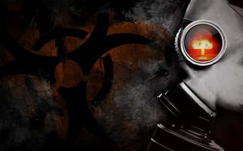gas mask apocalypse nuclear