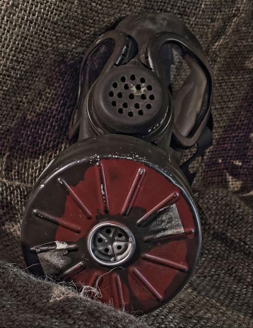 gas mask respiratory mask gift