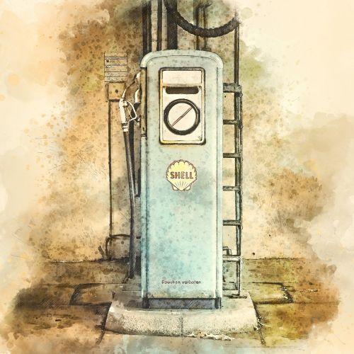 gas pump petrol stations petrol
