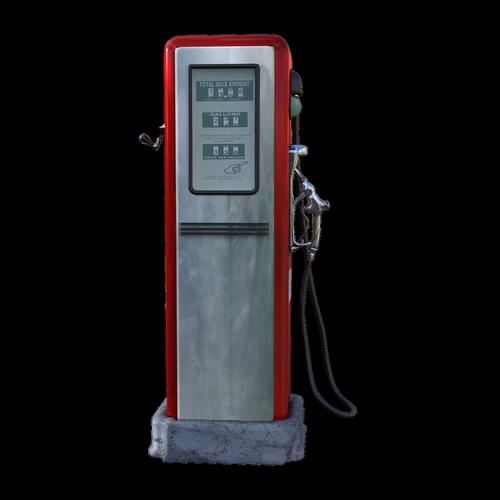 gas pump  gasoline  petrol