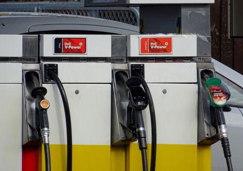 Gas Pump Fuel Dispenser