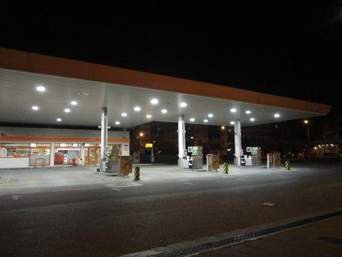 gasilinera night lights