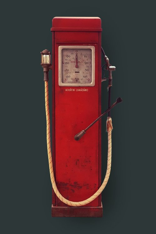 gasoline  pump  fuel