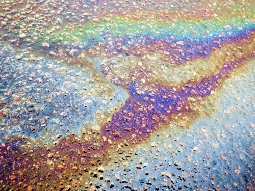 Gasoline Leak