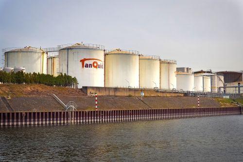 gasoline tanks port industry