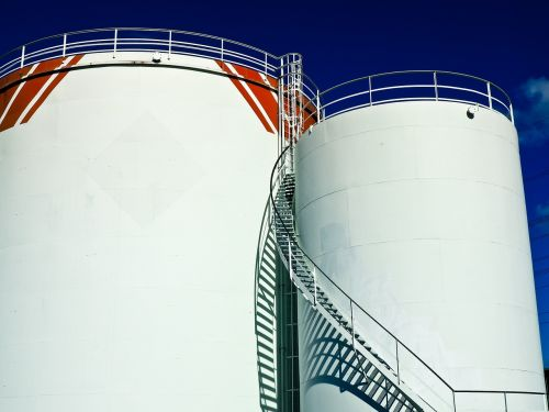 gasoline tanks port industry