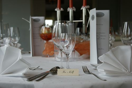 gastronomy hotel serving