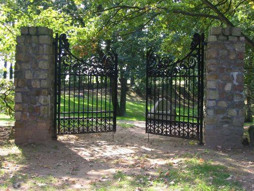 gate wrought iron input