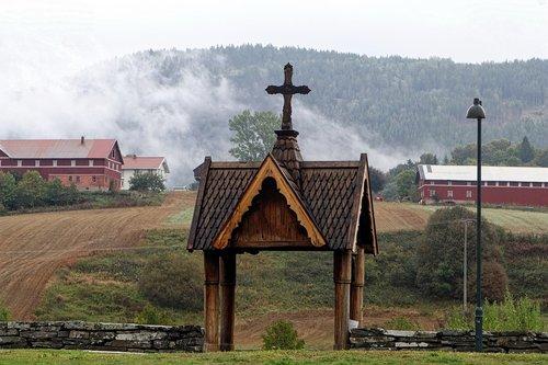 gate  portal  church