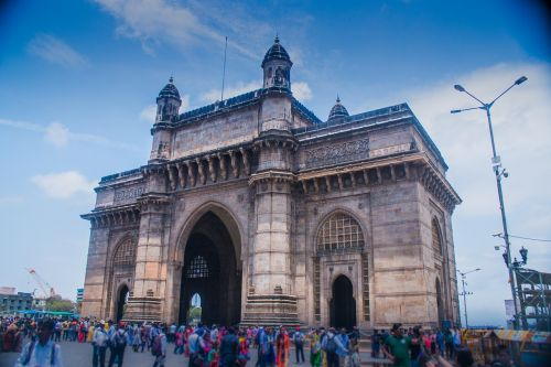 gate way of india mumbai historical