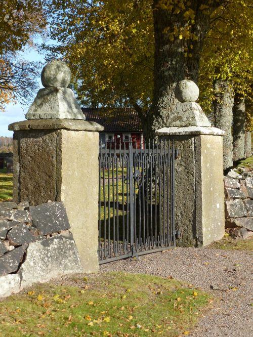 gateposts stone grind