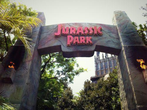Gates To Jurassic Park