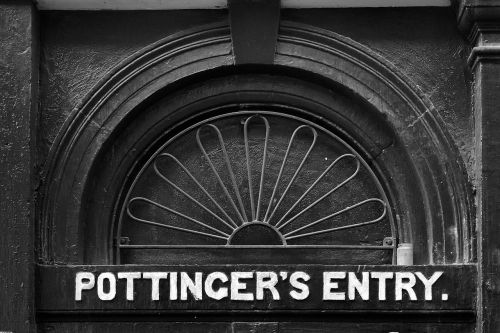 gateway pottinger's entry belfast
