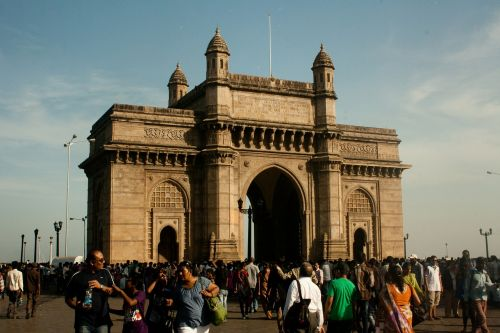 gateway of india mumbai gate