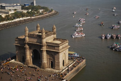 gateway of india  mumbai  monument
