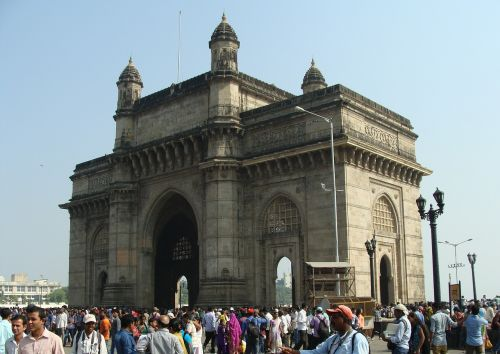 gateway of india monument mumbai