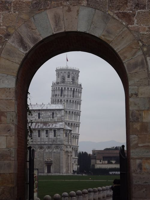 Gateway To The Tower
