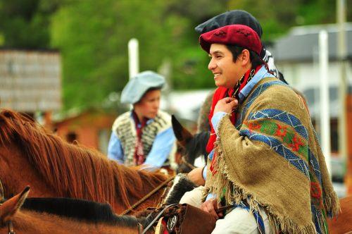 gaucho aysen patagonia