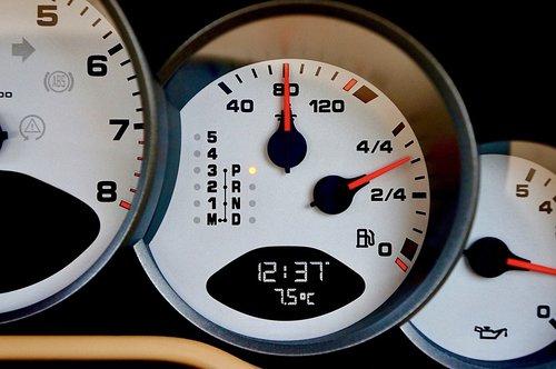 gauge  dashboard  speedometer