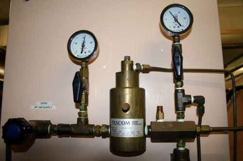 Gauges, Valves And Pipes