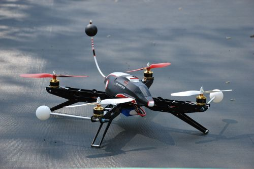 gaui multicopter quadrocopter