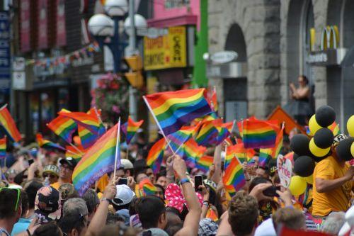 gay gay pride pride parade