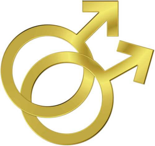 gay symbol couple