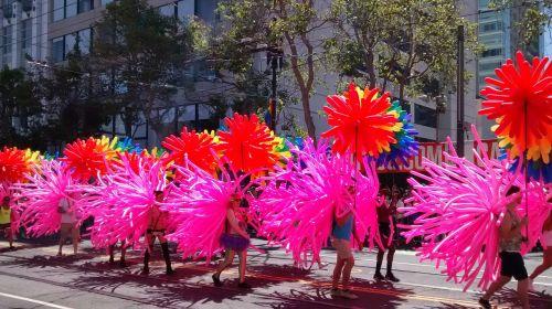 gay parade san francisco gay