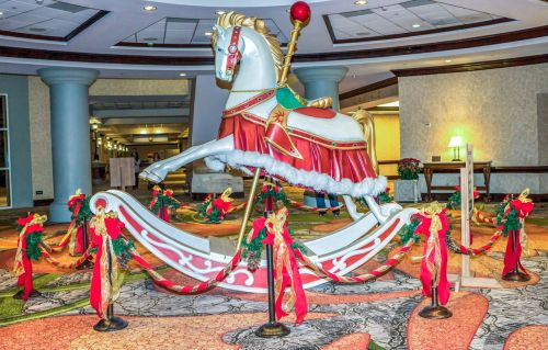 gaylord palms hotel carousel hotel