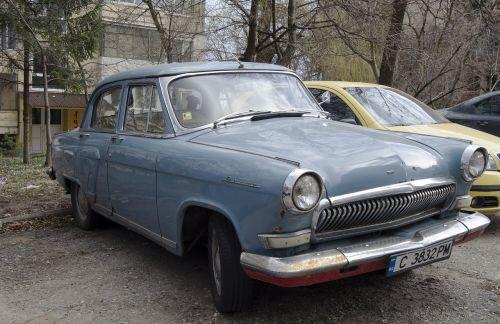 gaz 1962 volga